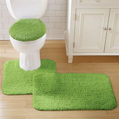 interesting  fun bathroom area rugs rilane