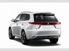 Delayed US Launch For Mitsubishi Outlander PHEV Now Set