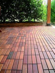 Terrasse Welches Holz : welches holz terrasse tippsterrassenfliesen rot braun ~ Michelbontemps.com Haus und Dekorationen
