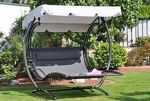 Mobilier De Jardin Hesperide : balancelle de jardin merveilleux accueil design et mobilier ~ Dailycaller-alerts.com Idées de Décoration