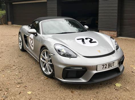 Porsche 718 Spyder (2019) — The Car Guys
