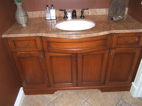 curved granite vanity susan orfald