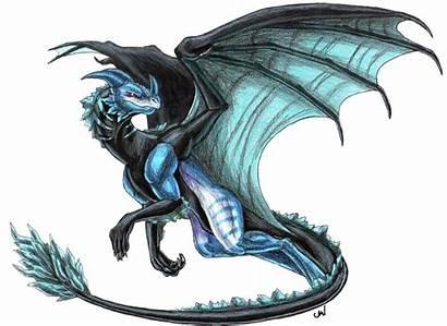 Dragon Ice Dragons Cool Kaolin Type Transparent