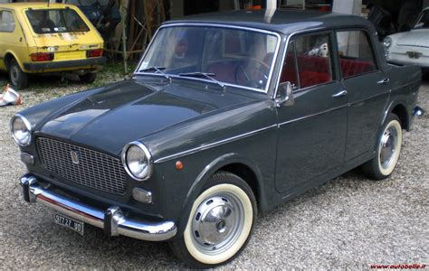 Fiat 1100d by 1964 Fiat 1100d Information And Photos Momentcar