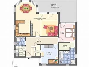 Grundrisse Für Bungalows 4 Zimmer : kowalski haus tiziana 118 ~ Sanjose-hotels-ca.com Haus und Dekorationen