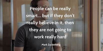 Quotes Productivity Mark Zuckerberg Process Smart Don