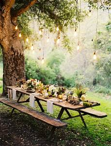 10 Romantic Outdoor Settings - Tinyme Blog