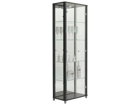 vitrine paros iii vente de biblioth 232 que et vitrine conforama