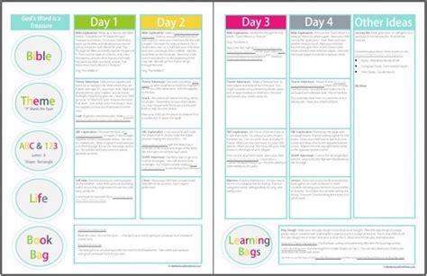 god s explorers week 1 activities saving 462 | preschool curriculum week 1