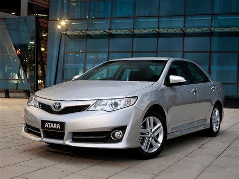 Gambar Mobil Toyota Camry by Gambar Mobil Toyota Camry Au Version 2012