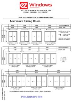 aluminium windows doors melbourne order  ez windows