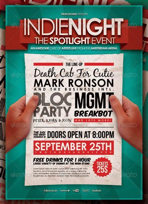 party flyers  awesome template designs designrfixcom