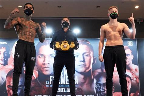 Conor Benn can prove he is world class by dominating ...