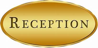Reception Rezeption Clipart Spa Transparent Accoglienza Receptionist