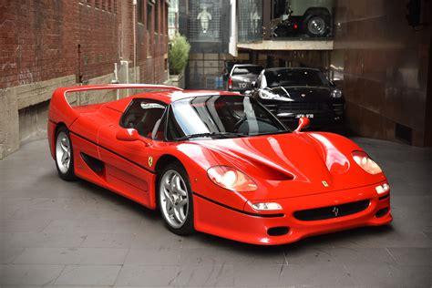 F50 Price by 1997 F50 Lhd