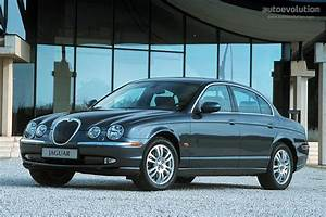 Jaguar S-type - 1999  2000  2001  2002
