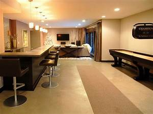 Wonderful basement remodeling ideas on a budget for Stylish best basement renovation ideas
