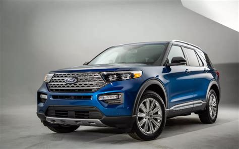Release Date Of 2020 Ford Explorer by 2020 Ford Explorer Horsepower Mpg Interior Release Date