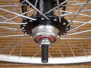 Fixed Gear Bike Parts Diagram