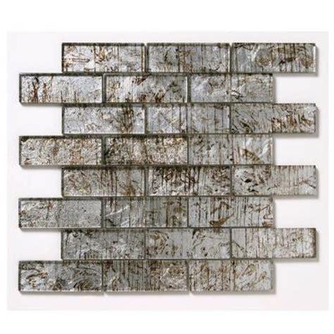 solistone tile home depot solistone folia silver maple 12 in x 12 in x 6 35 mm
