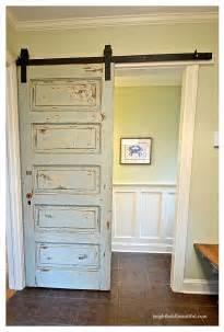 Bedroom Door Handles With Lock by Des Id 233 Es Originales Pour Recycler Vos Vieilles Portes En
