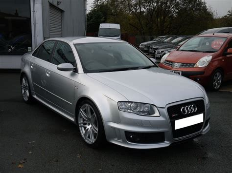 Audi Rs4 For Sale by Audi Rs4 In Skelmersdale Lancashire Compucars