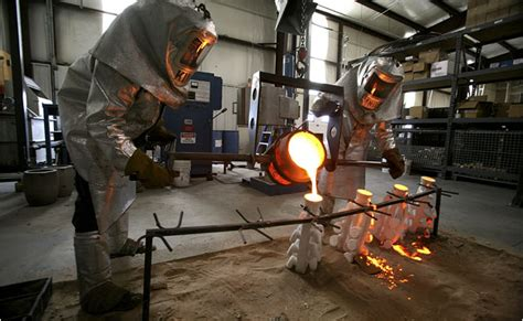 The SA Baxter Foundry Uses Green Technology to Cut Toxic ...