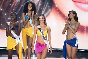 IN PHOTOS Miss Universe 2017 Swimsuit Competition
