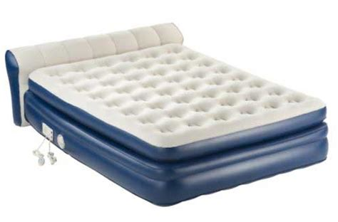 Aerobed Premier With Headboard by Reviews Air Mattresses Have Come A Long Way Viewpoints