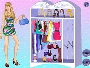 Hannah Montana Dress Up Games