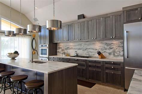 grey kitchen white cabinets photos hgtv 4080