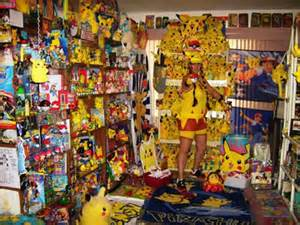 worlds largest pokemon toy collection