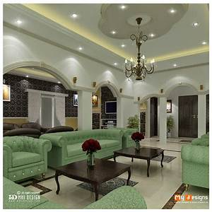 Villa, Interior, Design, Dubai