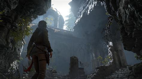 Rise Of The Tomb Raider First 4k Pc Screenshots Look Fantastic