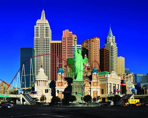 Book New Yorknew York Hotel & Casino In Las Vegas