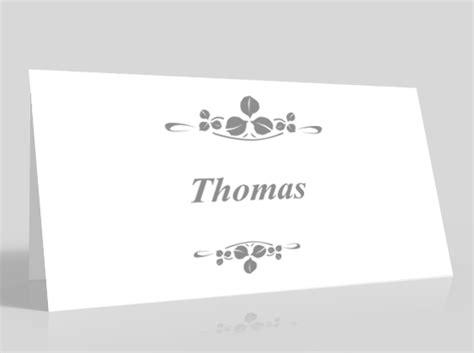 tischkarten set fuer festliche anlaesse muster vorlagen
