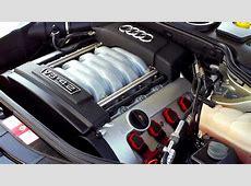 2006 Audi A8 Quattro Start Up, Quick Tour, & Rev 83K