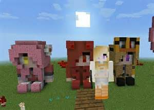Kawaii Minecraft Builds Skins