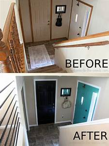 Entryway, Makeover, Part, 3, Interior, Paint