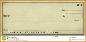5 editable blank check template mail clerked With oversized check template