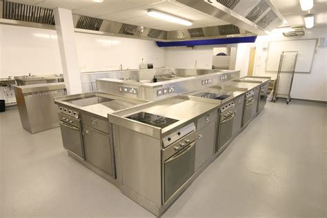 commercial kitchen  oven installation  training