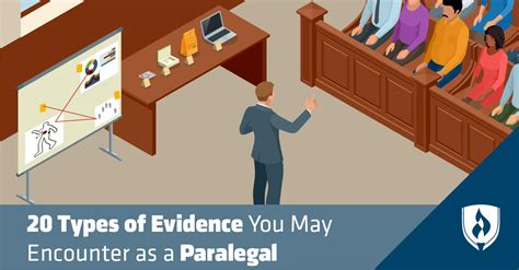 types  evidence   encounter   paralegal
