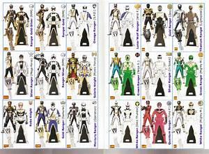 Power Rangers SUPER Megaforce Keys - Sixth by ...