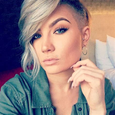 10 unique punk hairstyles for girls in. Chelsea Short Hairstyles | Fashion and Women