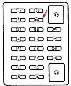1999 Ford E350 Fuse Diagram