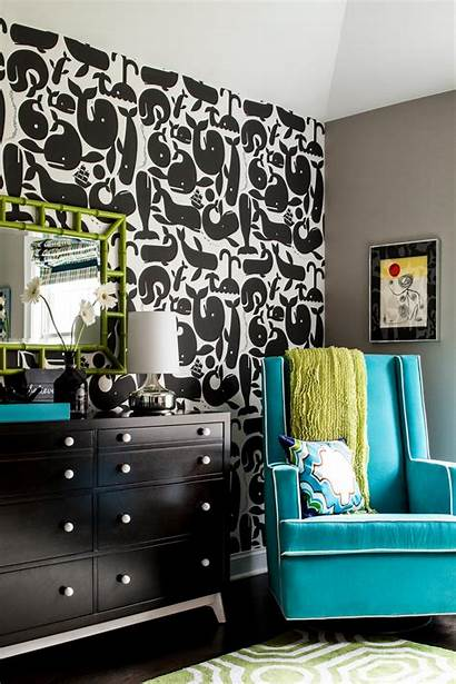 Hgtv Accents Nursery Whale Bold Bright Graphic