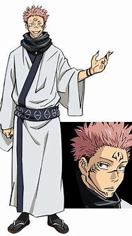 Ryoumen Sukuna - Character (113132) - AniDB