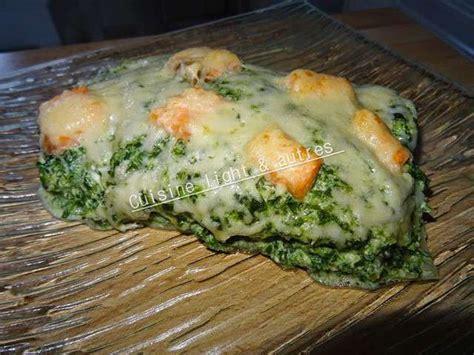 recette cuisine light recettes de lasagnes de cuisine light autres