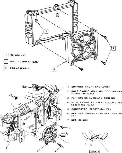 1998 Lumina Engine Diagram Exhaust by Repair Guides