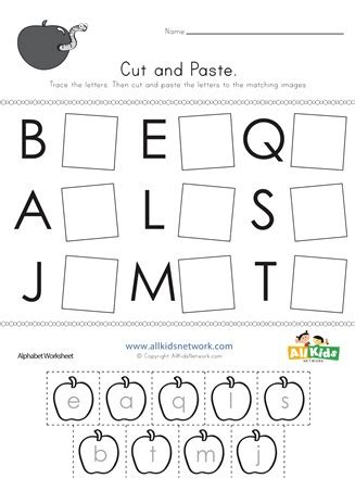 preschool worksheet gallery matching alphabet worksheet